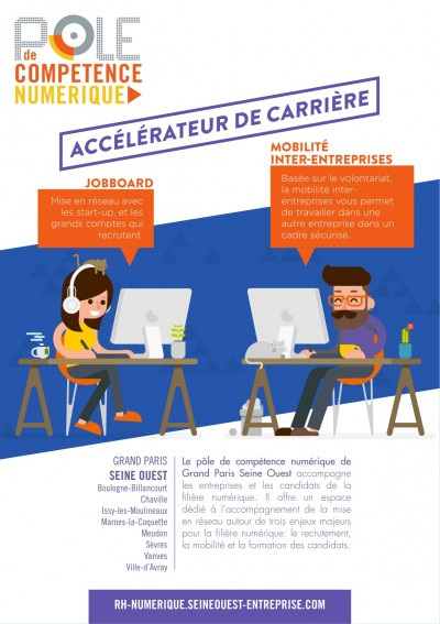 Jobs étudiants de la Mission Locale Seine Ouest